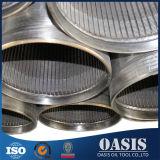 Tubo di filtrazione dell'acqua dell'acciaio inossidabile