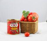 Pasta de tomate enlatada de Halal do exportador da pasta de tomate com alta qualidade