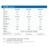 Macchina di gomma orizzontale dello stampaggio ad iniezione per i prodotti Sporting (KS-2RT-300T)