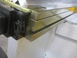 CNC de Hydraulische Buigende Machine van het Roestvrij staal