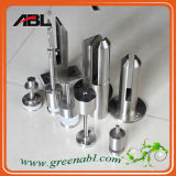 Stainless Steel Glass Espita para Piscina Fence