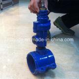 Дуктильная струбцина седловины утюга для водоснабжения