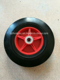 Mini roda de borracha macia inflável da alta qualidade 6X2