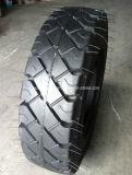 フォークリフトの堅いゴム固体タイヤ
