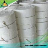 Coperta bianca della fibra di ceramica di colore