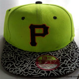 Polyrster Form Embroiderided Hiphop Hat&Cap