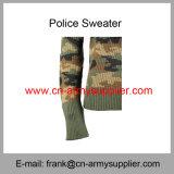 Jersey-Militares Casaco de lã-Militares Ligação em ponte-Militares militares Pulôver-Camuflam a camisola militar