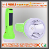 Solartaschenlampe 1W für die Jagd mit Leselampe, USB (SH-1929)