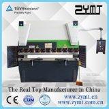 접히는 기계 (wc67k-40t*2500) /China 압박 브레이크