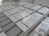 Mattonelle di marmo bianche di Arabescato Venato