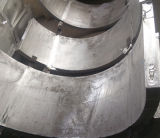Алюминиевые аноды браслета для трубопровода