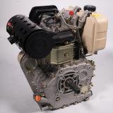 14HP dieselmotor met Externe Filter (Merk ETK)