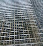 PVCによって塗られる溶接された金網の塀、電流を通された鉄条網
