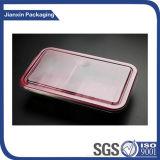 Contenitore di plastica a gettare Tary della casella del pasto del contenitore di alimenti a rapida preparazione di due colori