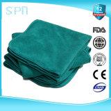 Essuie-main universel de tissu de nettoyage de tissu de Microfiber de ménage