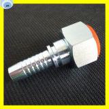 Ajustage de précision femelle 22111 de durites d'embout d'amorçage en caoutchouc hydraulique de Bsp