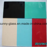 3-8m m pintaron el vidrio/Panle de cristal pintado coloreado