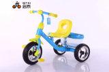 Езда Bike трицикла младенца малышей Китая на прогулочной коляске Уилера самоката 3 игрушек