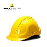 Deltaplus 8 puntas del ABS de construcción del casco de seguridad con los orificios ventilados