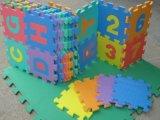 Crianças 100% livres da esteira do enigma de EVA do Formamide que jogam a esteira