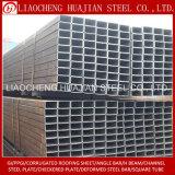 Rechteckiges Stahlgefäß Q235 für Baumaterialien