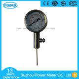 indicateur de pression de bille de 40mm
