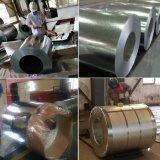 La feuille de toiture de matériau de construction de Dx51d+Z a galvanisé la bobine en acier en feuille