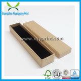 Подарок коробки сыра круглой древесины для ювелирных изделий