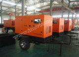 50kw/63kVA Cummins alimentano il generatore diesel insonorizzato per uso domestico & industriale con i certificati di Ce/CIQ/Soncap/ISO