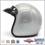 熱い販売の輝いた開いた表面オートバイまたはモーターバイクまたはスクーターのヘルメット(OP237)