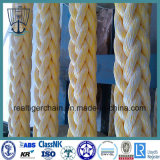 CCS/ABS/BV/Kr genehmigte der 8 Strang-Liegeplatz-Seil