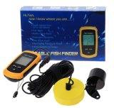 100mの携帯用ソナーの無線魚のファインダー