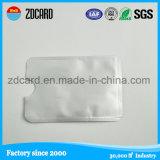 Пластмасса RFID высокого качества преграждая водоустойчивую втулку владельца карточки