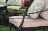 Новая мебель литого алюминия софы одиночной персоны конструкции