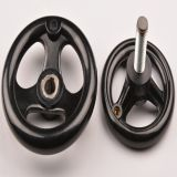 Scanalatura chiave di piccoli volanti della bachelite