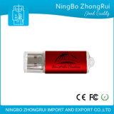 고품질 로고를 가진 플라스틱 USB 섬광 드라이브