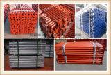 Apoyos de acero ajustables de alta resistencia del andamio del fabricante de China para el encofrado de la construcción