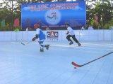 Plancher de verrouillage de cour poreuse d'hockey, tuiles d'hockey de Dranage pour l'usage extérieur