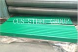 Azulejo de azotea prepintado del hierro de la azotea Sheet/PPGI del metal