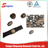 Steengroeve 11.5mm de Zaag van de Draad van de Diamant voor Graniet