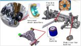 Überlegene NR Gummimontierung für Gerät und Automobil