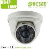 1.0MP 720p Vandalproof Plasitc CCTVのドームのカメラ(BF25C-IP10H)