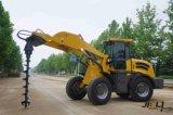 Приспособление бурильщика для машины затяжелителя Drilling