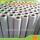 papel blanco de la etiqueta de plástico de la ropa 50g