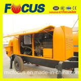 Bonne performance Hbts80. Pompe concrète diesel
