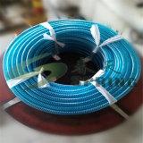 """mangueira espiral do fio de aço PVC de 1/2 do """""""