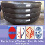 Testa del piatto del acciaio al carbonio applicata al contenitore a pressione