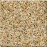 China, granito amarillo oxidado G682 losa del granito, azulejos, encimeras, Material de Construcción