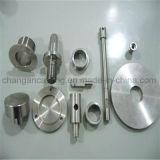 CNC que faz à máquina as peças do aço 316L inoxidável