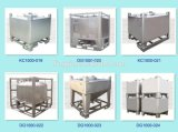Recipiente seguro do tanque do transporte ou do armazenamento IBC para o produto químico perigoso